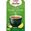 Yogi Tea Groene Thee Gember-Citroen Biologisch