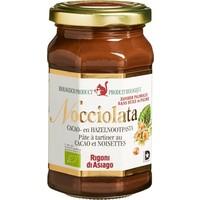 Choco-hazelnootpasta Biologisch 270g