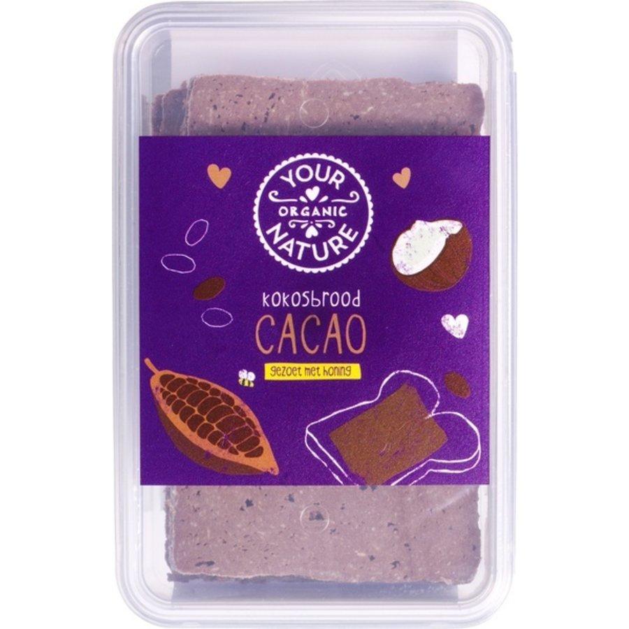 Kokosbrood Cacao