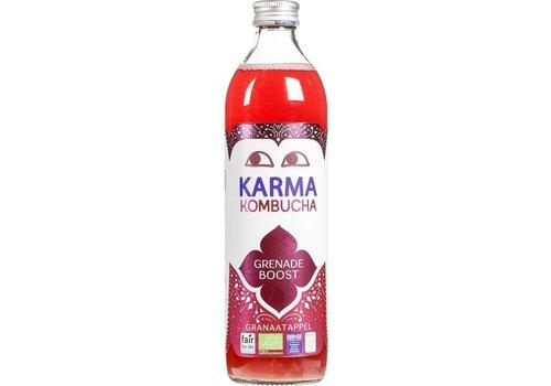 Karma Kombucha grenade boost 500ml Biologisch