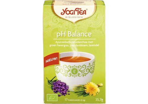 Yogi Tea pH Balance Thee Biologisch