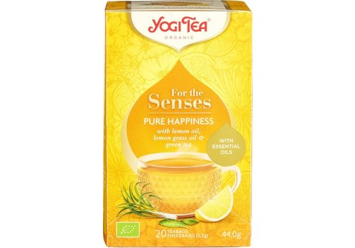 Yogi Tea Pure Happiness Kruidenthee Biologisch