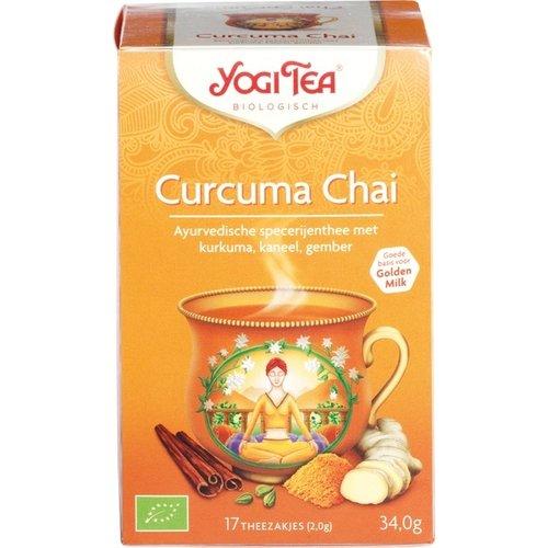 Yogi Tea Kurkuma Chai Thee Biologisch