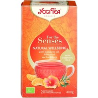 For The Senses Natural Wellbeing Kruidenthee Biologisch