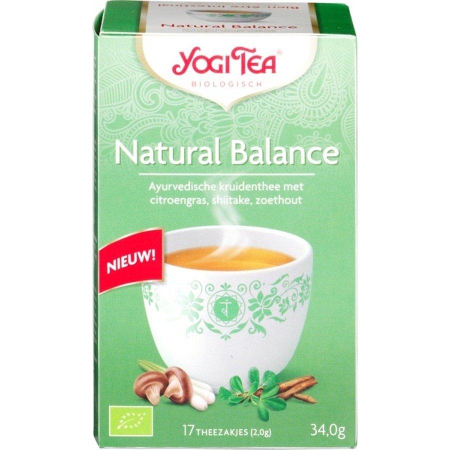 Natural Balance Kruidenthee Biologisch
