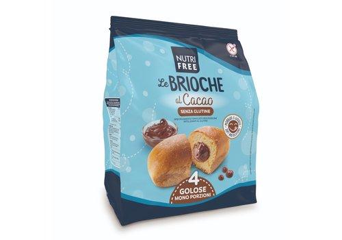 Nutrifree Brioche Met Melkchocolade