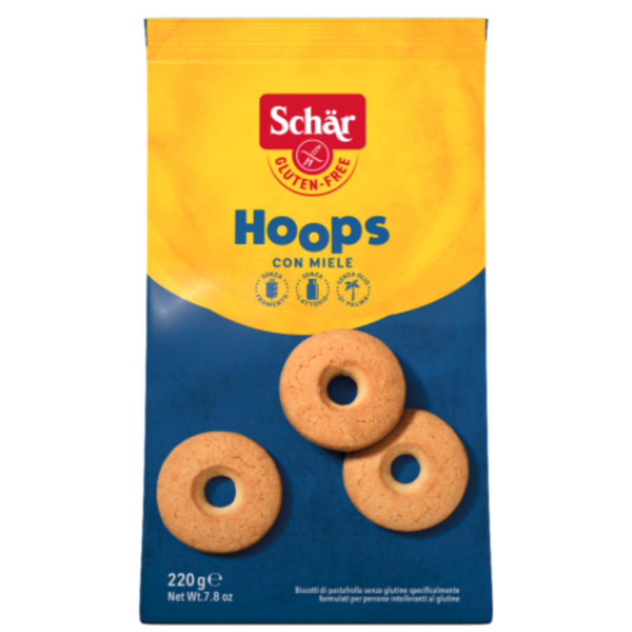 Hoops Biscuits