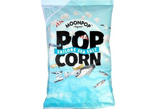 Moonpop Popcorn Zeezout Biologisch