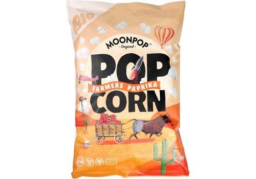 Moonpop Popcorn Paprika Biologisch