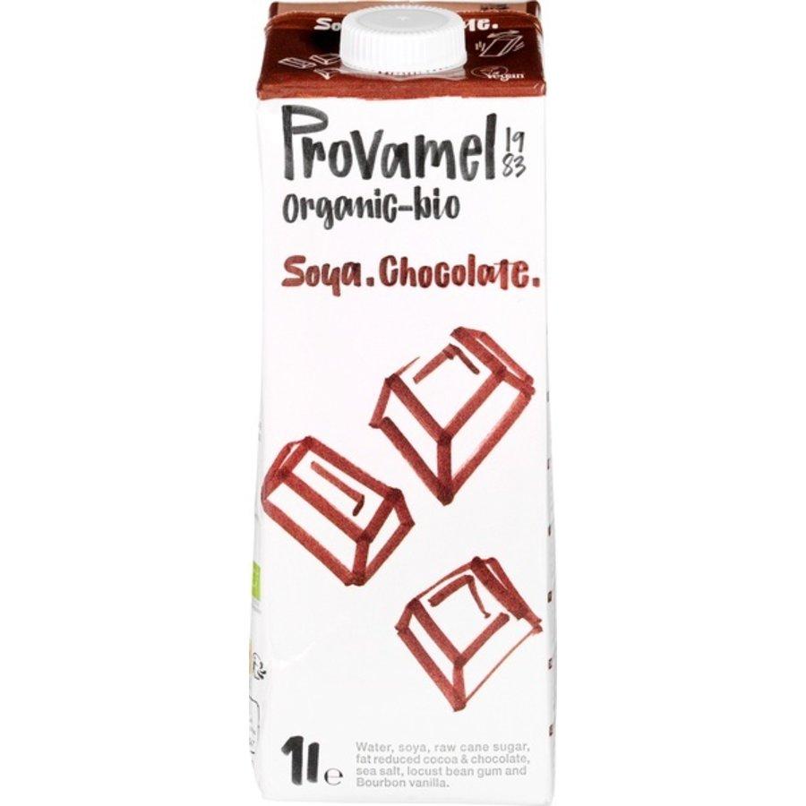 Sojadrink Chocolade Biologisch 1L