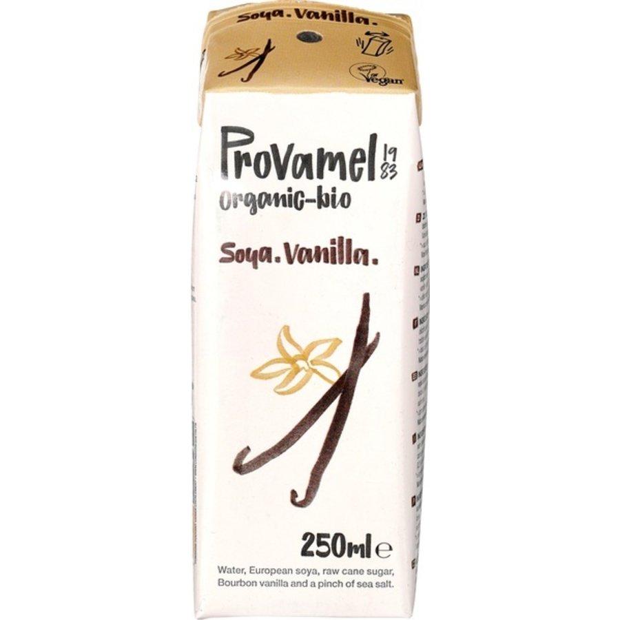 Sojadrink vanille Biologisch 250ml