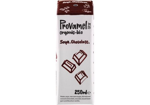 Provamel Sojadrink chocolade Biologisch 250ml