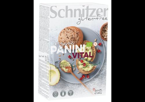 Schnitzer Panini Vital Biologisch