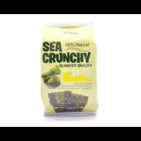 Sea Crunchy Seaweed Snacks with Wasabi