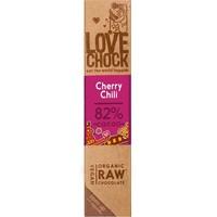 RAW chocolade kers & chili Biologisch