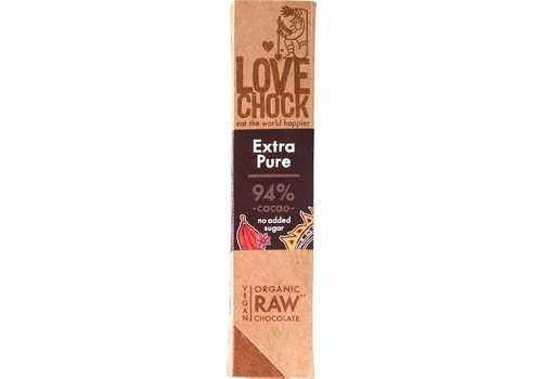 RAW chocolade extra puur 94% Biologisch