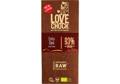 RAW chocolade puur 93% Biologisch