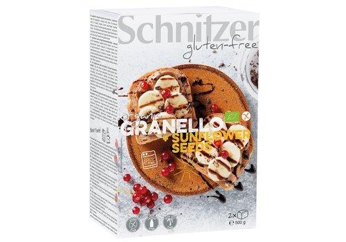 Schnitzer Granello Zonnebloempitten Biologisch