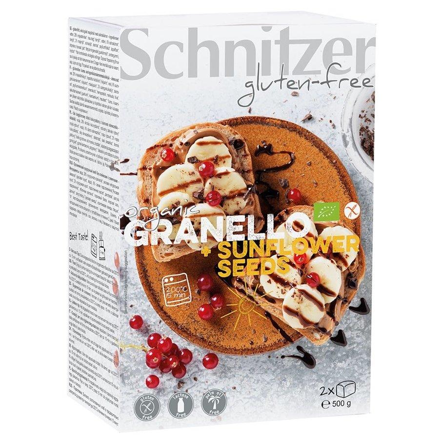 Granello Zonnebloempitten Biologisch
