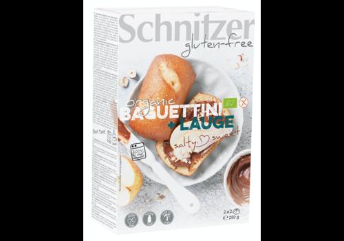 Schnitzer Baguettini Lauge Biologisch