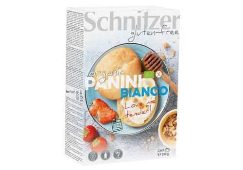 Schnitzer Panini Blanco Biologisch