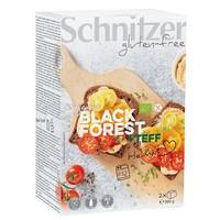 Teffbrood met Pompoenpitten (Blackforest) Biologisch
