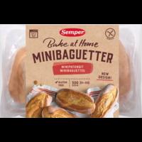 Mini Baguettes 6 Stuks