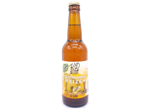 Brouwerij Klein Duimpje Glutenvrije Weizen 5.5%