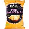 Yakso Mini Papadums Biologisch