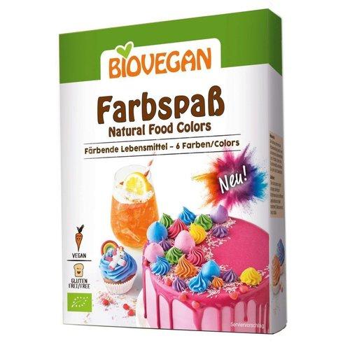 Biovegan Kleurenpret Biologisch 5 Stuks