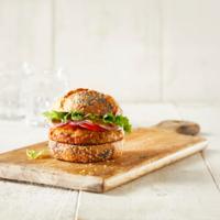 Recept: makkelijke glutenvrije en vegetarische burgers met Boekoeloekoe