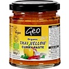 Geo Organics Curry Paste Thai Yellow Biologisch
