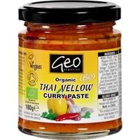 Curry Paste Thai Yellow Biologisch