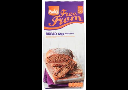 Peak's Free From Broodmix Vezelrijk