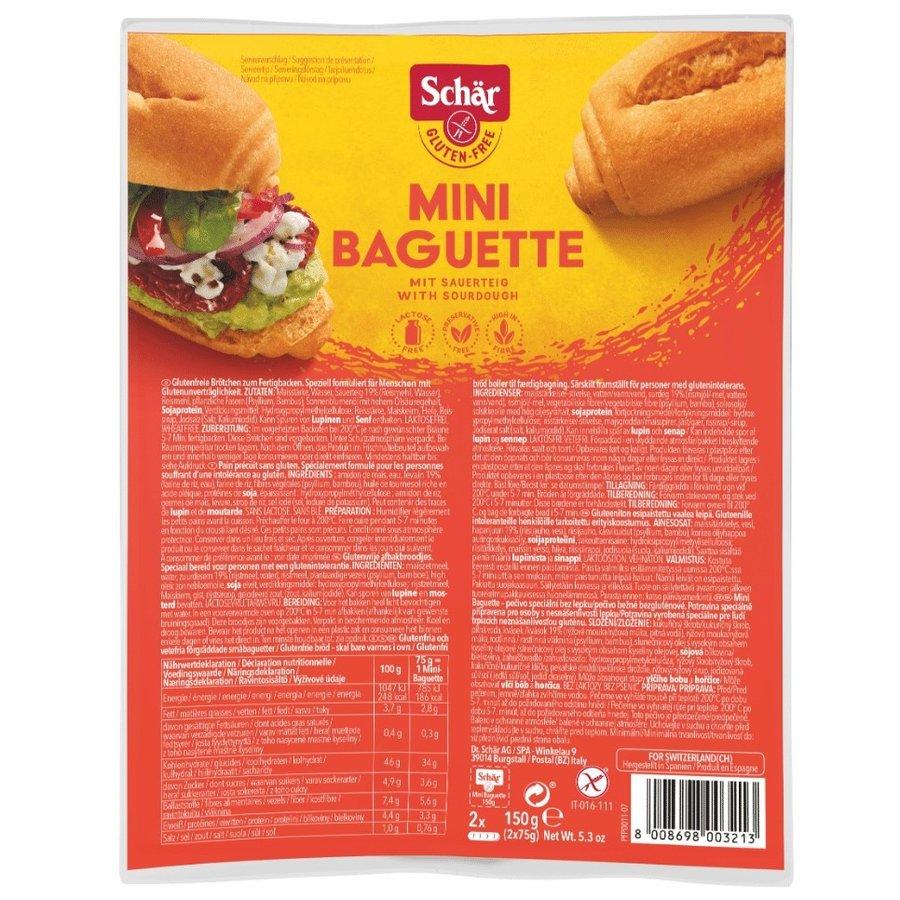 Mini Baguette Duo