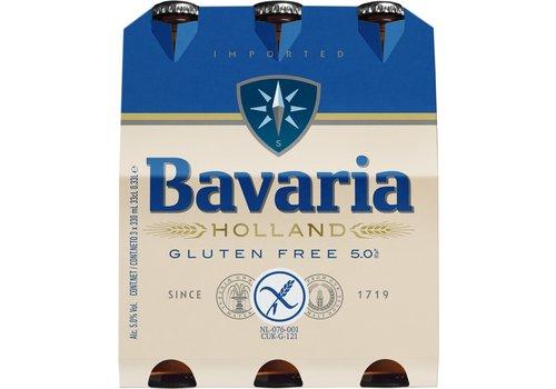 Bavaria Premium Pilsener Glutenvrij 5% 3 stuks