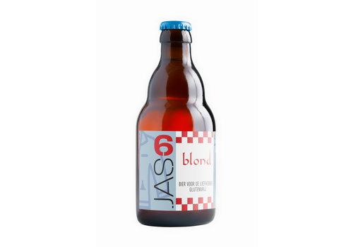 JAS Bieren JAS6 Blond 6% 33cl