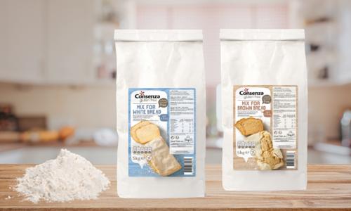 Consenza stopt met 5 kilo zakken broodmix