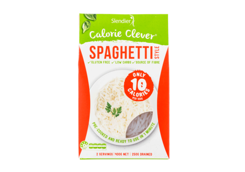 Slendier Konjac Spaghetti Biologisch