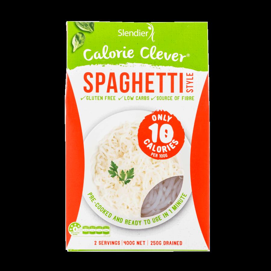 Konjac Spaghetti Biologisch