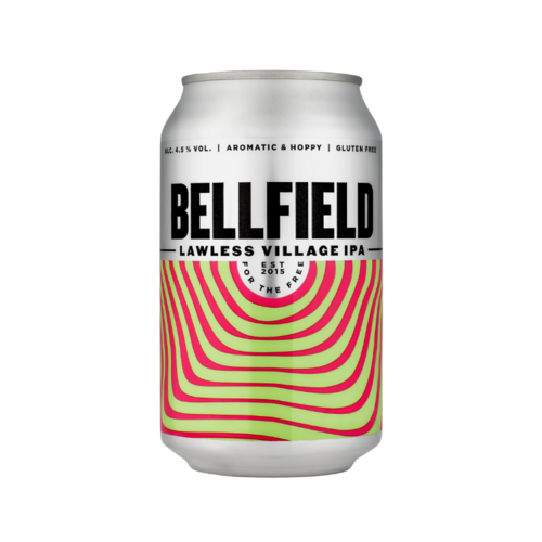 Bellfield Lawless Village IPA 4,5%
