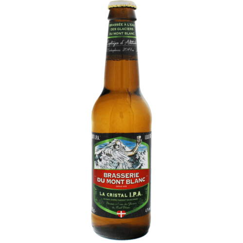 Brasserie Du Mont Blanc La Cristal IPA 4,7%