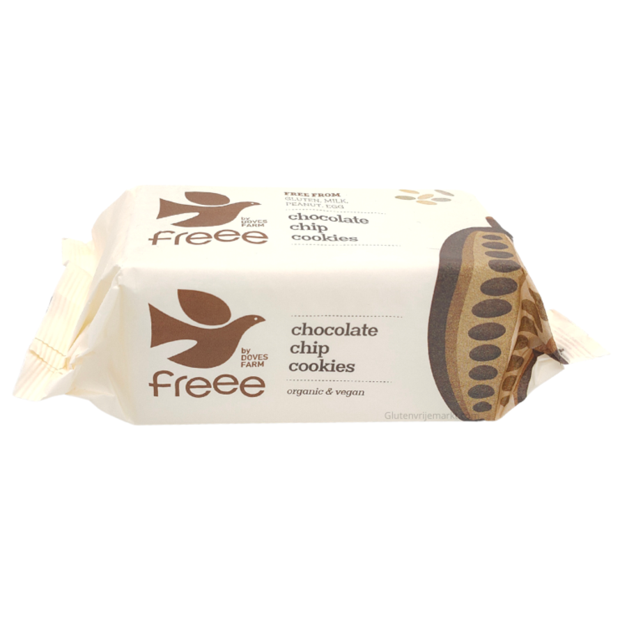 Chocolate Chip Cookies Biologisch