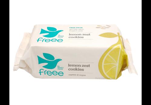 Doves Farm Lemon Zest Cookies Biologisch