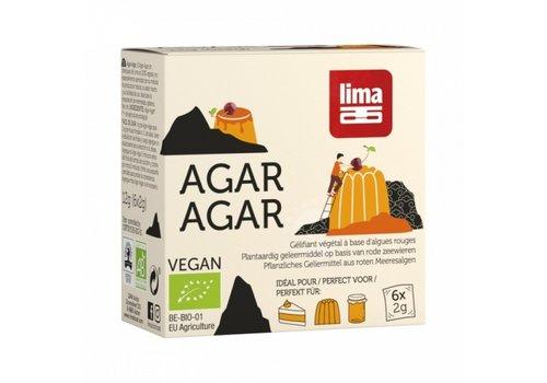 Lima Agar-Agar Biologisch