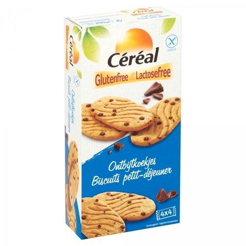 Cereal Ontbijtkoekjes met Chocolade