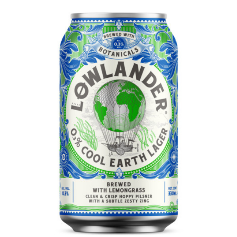 Cool Earth Lager 0,3%