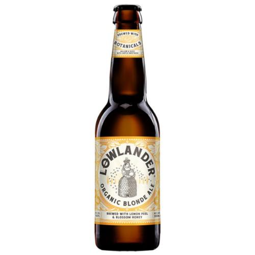 Lowlander Organic Blonde Ale 4,0% Biologisch