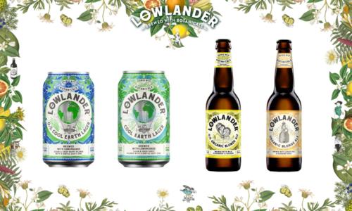 NIEUW: Glutenvrije botanische bieren van Lowlander