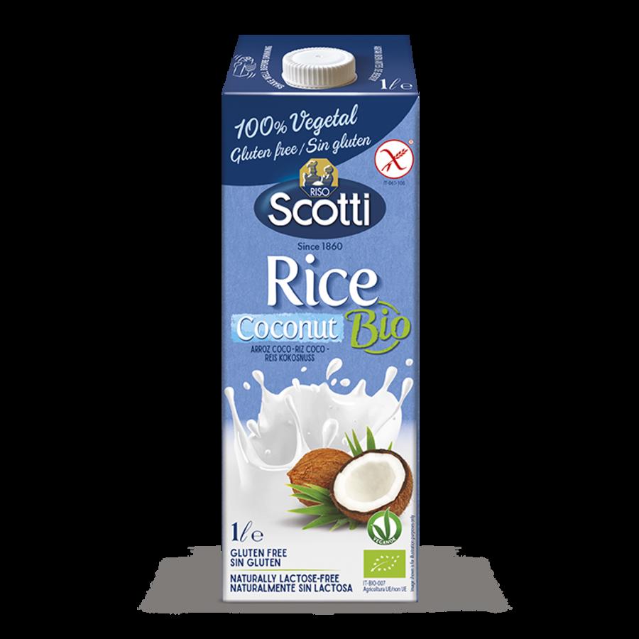 Rijstdrink met Kokos Biologisch
